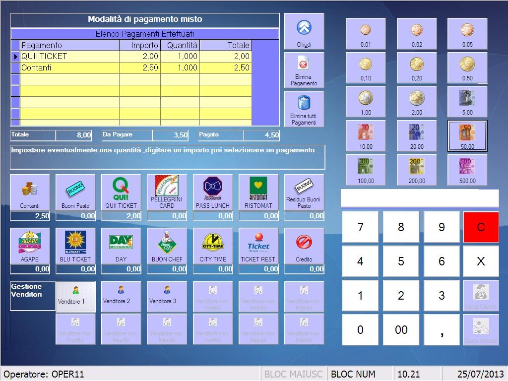 Soluzione negozio italretail for Software di progettazione domestica moderna